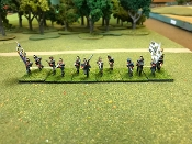 Prussian Infantry Assaulting